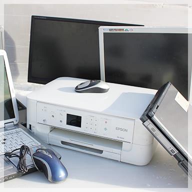 廃OA機器 デスクトップパソコン、ノートパソコン、ディスプレイ、プリンタ、コピー機