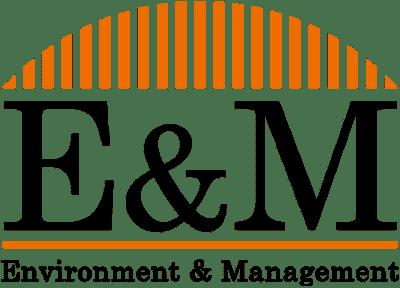 会社ロゴ イーアンドエム Environment management
